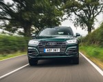 2020 Audi Q5 55 TFSI e Plug-In Hybrid Front Wallpapers 150x120