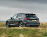 2020 Audi Q5 55 TFSI e Plug-In Hybrid Rear Three-Quarter Wallpapers 150x120