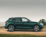 2020 Audi Q5 55 TFSI e Plug-In Hybrid Side Wallpapers 150x120