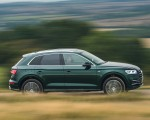 2020 Audi Q5 55 TFSI e Plug-In Hybrid Side Wallpapers 150x120