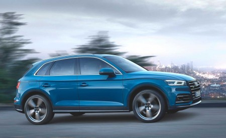 2020 Audi Q5 TFSI E Wallpapers