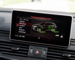 2020 Audi Q5 TFSI e Plug-In Hybrid Central Console Wallpapers 150x120