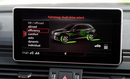 2020 Audi Q5 TFSI e Plug-In Hybrid Central Console Wallpapers 450x275 (47)