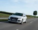 2020 Audi Q5 TFSI e Plug-In Hybrid (Color: Glacier White) Front Wallpapers 150x120 (13)
