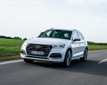 2020 Audi Q5 TFSI e Plug-In Hybrid (Color: Glacier White) Front Wallpapers 150x120 (16)