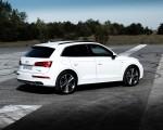 2020 Audi Q5 TFSI e Plug-In Hybrid (Color: Glacier White) Rear Three-Quarter Wallpapers 150x120 (36)