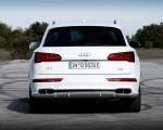 2020 Audi Q5 TFSI e Plug-In Hybrid (Color: Glacier White) Rear Wallpapers 150x120 (34)