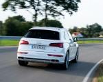 2020 Audi Q5 TFSI e Plug-In Hybrid (Color: Glacier White) Rear Wallpapers 150x120 (20)