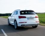2020 Audi Q5 TFSI e Plug-In Hybrid (Color: Glacier White) Rear Wallpapers 150x120 (33)