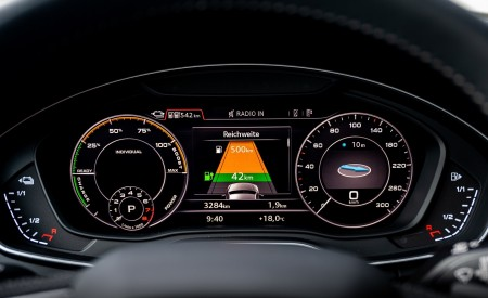 2020 Audi Q5 TFSI e Plug-In Hybrid Digital Instrument Cluster Wallpapers 450x275 (51)