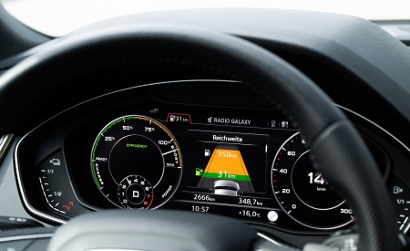 2020 Audi Q5 TFSI e Plug-In Hybrid Digital Instrument Cluster Wallpapers 450x275 (53)