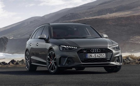 2020 Audi S4 Avant TDI Wallpapers HD