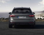 2020 Audi S4 Avant TDI (Color: Daytona Gray) Rear Wallpapers 150x120 (6)