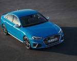 2020 Audi S4 TDI (Color: Turbo Blue) Front Three-Quarter Wallpapers 150x120 (2)