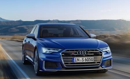2020 Audi S6 Sedan TDI Wallpapers HD
