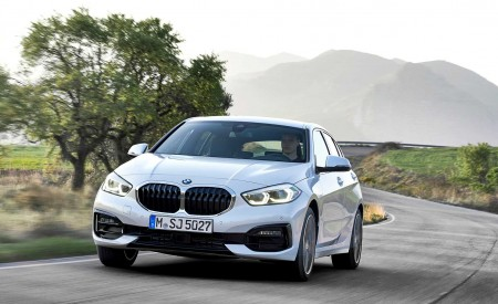 2020 BMW 1-Series Wallpapers HD