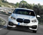 2020 BMW 1-Series 118i (Color: Mineral white Metallic) Front Wallpapers 150x120 (4)