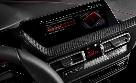 2020 BMW 1-Series 118i (Color: Mineral white Metallic) Interior Detail Wallpaper 450x275 (37)