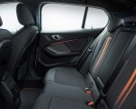 2020 BMW 1-Series 118i (Color: Mineral white Metallic) Interior Rear Seats Wallpapers 150x120 (33)