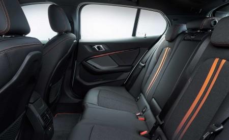 2020 BMW 1-Series 118i (Color: Mineral white Metallic) Interior Rear Seats Wallpaper 450x275 (33)