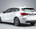 2020 BMW 1-Series 118i (Color: Mineral white Metallic) Rear Three-Quarter Wallpapers 150x120 (20)