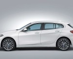 2020 BMW 1-Series 118i (Color: Mineral white Metallic) Side Wallpapers 150x120 (22)