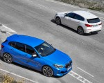 2020 BMW 1-Series 118i (Color: Mineral white Metallic) and BMW M135i xDrive Wallpapers 150x120 (16)