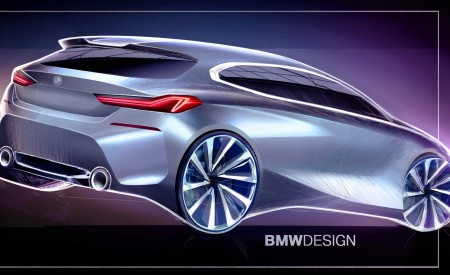 2020 BMW 1-Series Design Sketch Wallpapers 450x275 (56)