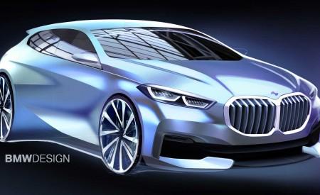 2020 BMW 1-Series Design Sketch Wallpaper 450x275 (57)