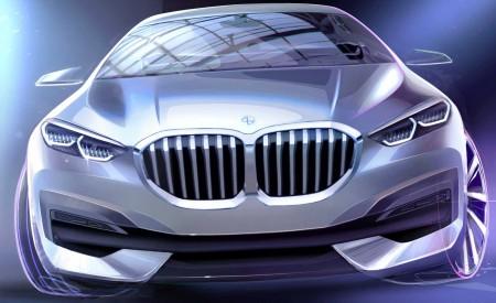 2020 BMW 1-Series Design Sketch Wallpaper 450x275 (44)