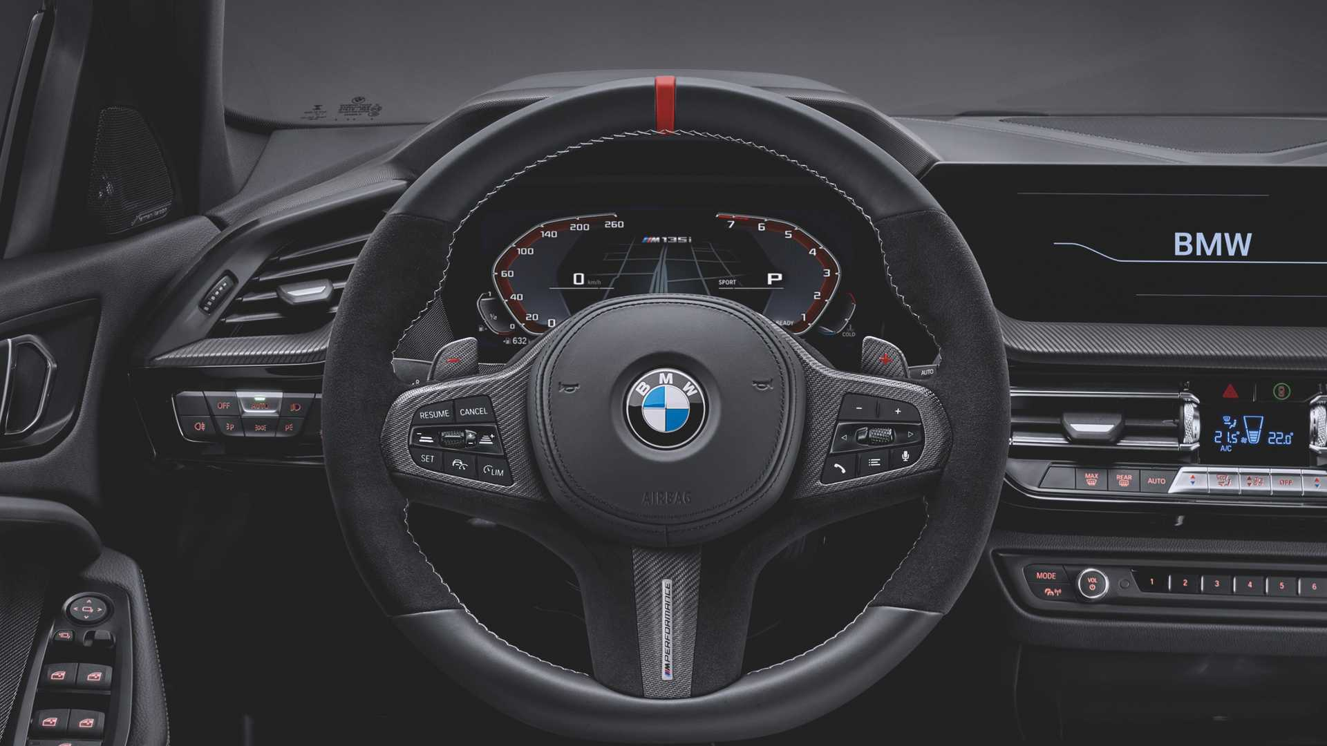 2020 Bmw 1 Series M Performance Parts Interior Wallpapers 17 Newcarcars