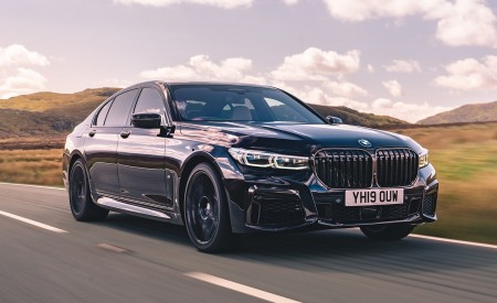 2020 BMW 7-Series (UK-Spec) Wallpapers HD
