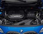 2020 BMW M135i xDrive (Color: Misano Blue Metallic) Engine Wallpapers 150x120 (33)