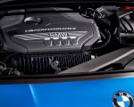 2020 BMW M135i xDrive (Color: Misano Blue Metallic) Engine Wallpapers 150x120 (34)