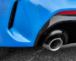 2020 BMW M135i xDrive (Color: Misano Blue Metallic) Exhaust Wallpapers 150x120 (32)