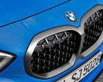 2020 BMW M135i xDrive (Color: Misano Blue Metallic) Grill Wallpapers 150x120 (31)