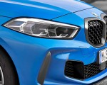 2020 BMW M135i xDrive (Color: Misano Blue Metallic) Headlight Wallpapers 150x120 (29)