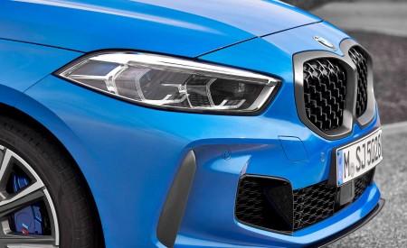 2020 BMW M135i xDrive (Color: Misano Blue Metallic) Headlight Wallpapers 450x275 (29)