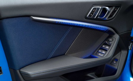 2020 BMW M135i xDrive (Color: Misano Blue Metallic) Interior Detail Wallpapers 450x275 (45)