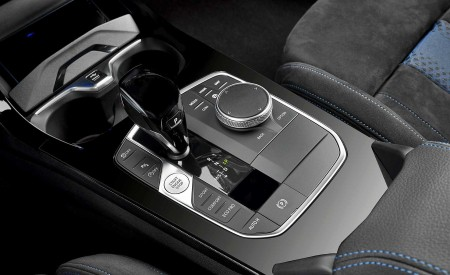 2020 BMW M135i xDrive (Color: Misano Blue Metallic) Interior Detail Wallpapers 450x275 (44)