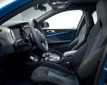2020 BMW M135i xDrive (Color: Misano Blue Metallic) Interior Front Seats Wallpapers 150x120 (41)