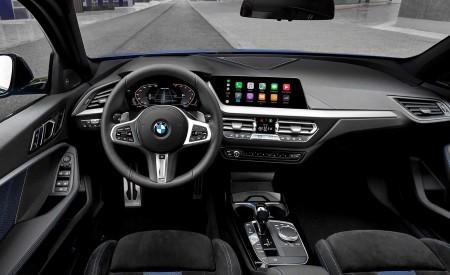 2020 BMW M135i xDrive (Color: Misano Blue Metallic) Interior Wallpapers 450x275 (52)