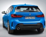 2020 BMW M135i xDrive (Color: Misano Blue Metallic) Rear Three-Quarter Wallpapers 150x120 (22)