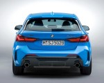 2020 BMW M135i xDrive (Color: Misano Blue Metallic) Rear Wallpapers 150x120 (24)