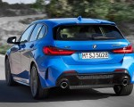 2020 BMW M135i xDrive (Color: Misano Blue Metallic) Rear Wallpapers 150x120 (8)