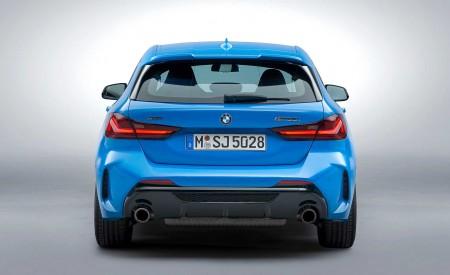 2020 BMW M135i xDrive (Color: Misano Blue Metallic) Rear Wallpapers 450x275 (24)
