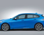 2020 BMW M135i xDrive (Color: Misano Blue Metallic) Side Wallpapers 150x120 (23)