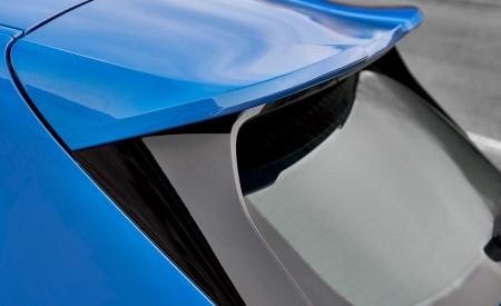 2020 BMW M135i xDrive (Color: Misano Blue Metallic) Spoiler Wallpapers 450x275 (27)