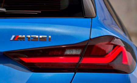 2020 BMW M135i xDrive (Color: Misano Blue Metallic) Tail Light Wallpapers 450x275 (26)