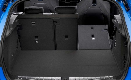 2020 BMW M135i xDrive (Color: Misano Blue Metallic) Trunk Wallpapers 450x275 (39)